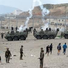 Directo | 18 de mayo: España despliega al Ejército en Ceuta tras la entrada  de más de 8.000 migrantes