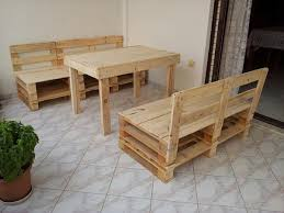 furniture pallets. recycled table and chairs out of pallet furniture pallets