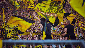 April 25 · the yellow wall is different. The Yellow Wall Borussia Dortmund Soccerbible