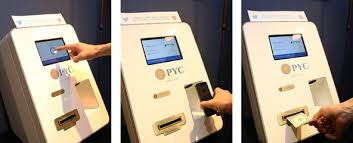 Just find your location and see where the nearest bitcoin atm is to you. On To Do List Deposit Cash In Bitcoin A T M The New York Times