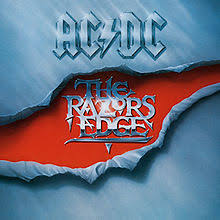 The Edge Cd Song List The Razors Edge Ac Dc Album Wikipedia