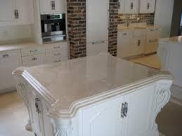 crema marfil marble countertop kitchen worktop