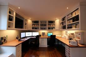 Pretty Design Two Person Desk Home Office Charming Decoration Home 79  Surprising Two Person Desk Offices