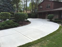 Concrete Driveway Thickness Design Residential Concrete Driveways Photo Gallery Fortisgw