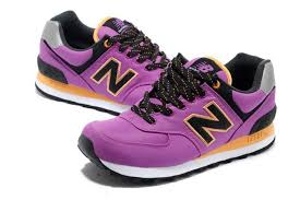 new balance purple. clearance new balance nb windbreaker 574 classics womens trainers purple black orange mkl9482408