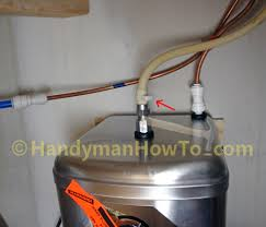 Hot Water Tank Installation How To Install A Kitchen Instant Hot Water Dispenser Faucet And