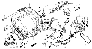 honda recon engine diagram honda wiring diagrams online