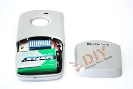 reprogram garage door opener garage door remote and linear multi code inside idea 2 how to