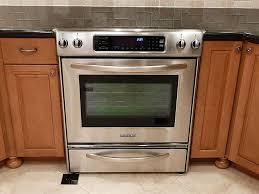 interesting architect kitchenaid architect series ii electric range kitchen ideas to r