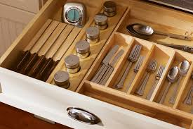 silverware trays divided drawers drawer partitions kitchen in utensil organizer decorations 4