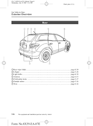 mazda cx 5 radio wiring diagram fresh mazda radio wiring diagram  at 2007 Mazda Cx 7 Wiring Diagram Manual Pdf