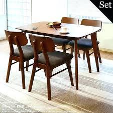 retro dining set dining table retro dining set hang walnut dining table chairs retro dining chairs