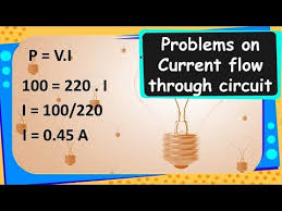 physics calculating power consumption
