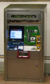 Metrocard Vending Machine Locations Cool MetroCard Wikiwand