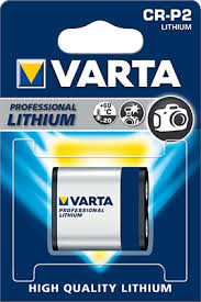 <b>Батарейка</b> Varta Professional <b>CR</b>-<b>P2</b>