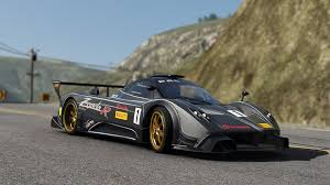 My Perfect Pagani Zonda R 3dtuning Probably The Best Car