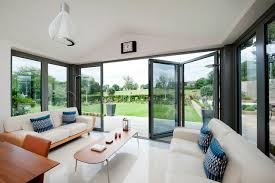 modern sunroom. Modern Kitchen / Lounge Extension Contemporary-sunroom Sunroom