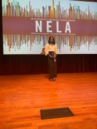 Brown-Gaines Receives Nashville Emerging Leader's Education Award ...