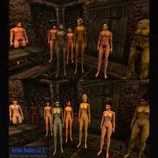 Better Bodies for NMM at Morrowind Nexus mods and community