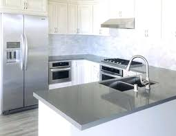grey laminate countertops white cabinets grey kitchen gorgeous grey quartz kitchen white cabinets with gray laminate
