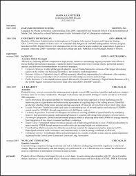 Harvard Business School 3 Resume Format Business Resume Template