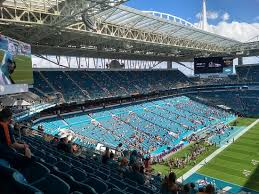 Miami Dolphins Seating Chart 2017