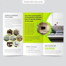 Interior Design Brochure Template Enchanting FlyerInterior Brochure Template Vector Premium Download