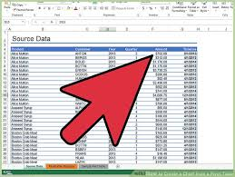 How To Create A Chart From A Pivot Table 10 Steps With