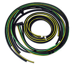 1968 1969 charger vacuum headlight hose kit