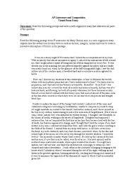 ap literature and composition frankenstein prose prompt ap literature and composition frankenstein prose prompt frankenstein