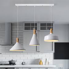 1 set modern pendant light kitchen chandelier lighting bar white rh co uk white kitchen iron chandelier white kitchen with crystal chandelier