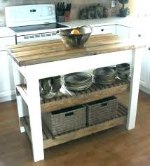 how to make a butcher block kitchen table island with seating medium size of wood countertops