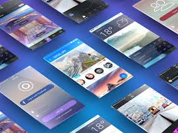 Thislooksgreat Net Perspective Screens App Presentation Mockup Psd