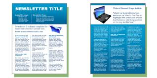 word document newsletter templates worddraw com free business flyer newsletter templates for
