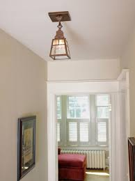 hallway lighting. hallway lighting artsandcrafts