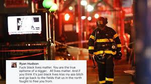The wife fucks a black fireman