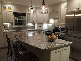 Backsplash For Bianco Antico Granite Awesome Decorating