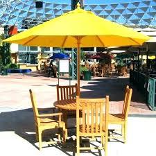 patio umbrella side table umbrella stand pole free standing patio umbrellas side table in ground small