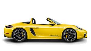 Porsche 718 Cayman Models - Exclusive
