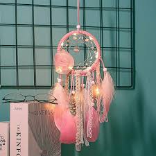 36 Colors <b>Flying Wind Chimes Dream</b> Net Catcher Handmade Gifts ...