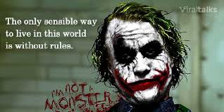Best Joker Quotes Inspiration 48 Best Joker Quotes That Might Intimidated Batman Too