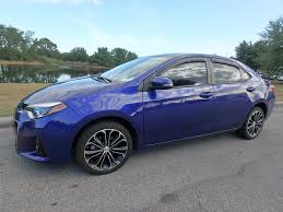 2014 Used Toyota Corolla 4dr Sedan CVT S Plus at Central Florida ...