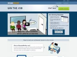 Resume Builder - The Online Resume Maker That Generates Results ...
