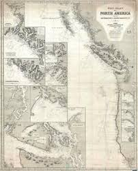 Burrard Inlet Depth Chart Details About 1883 Imray Nautical Map Of The Pacific Northwest Washington Vancouver Etc