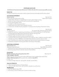 Sample Financial Associate Resume Excellent And Professional