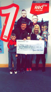"""Cork's RedFM on Twitter: """"Congrats to Myra Lynch, winner of our €1000  Competition with @Reardensbar! https://t.co/7nJL6mcXoC"""""""