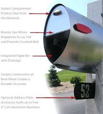 unique mailbox post. Delighful Unique Unique Mailbox Post Mount Black Cool Ideas Throughout O