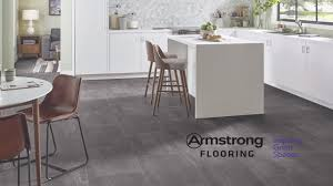 Kitchen Cushion Flooring Cushionstep Vinyl Sheet Floors From Armstrong Flooring