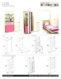 murphy bed plans pdf beds plans s s easy bed plans murphy bed instructions pdf murphy bed plans