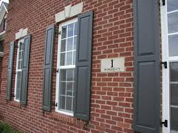 Building Exterior Shutters Exterior Shutters Add Value And Increase The Appeal Of Your House